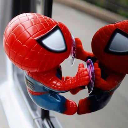 Spiderman dukke