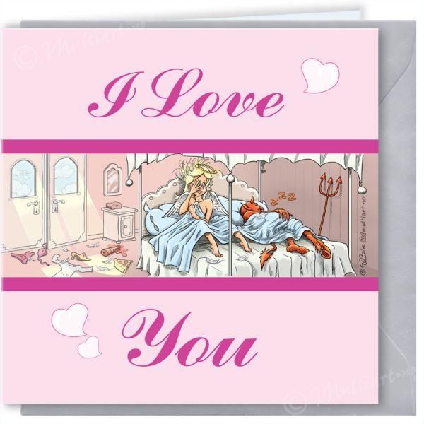 Valentine, gratulasjonskort, gavekort, bursdag,