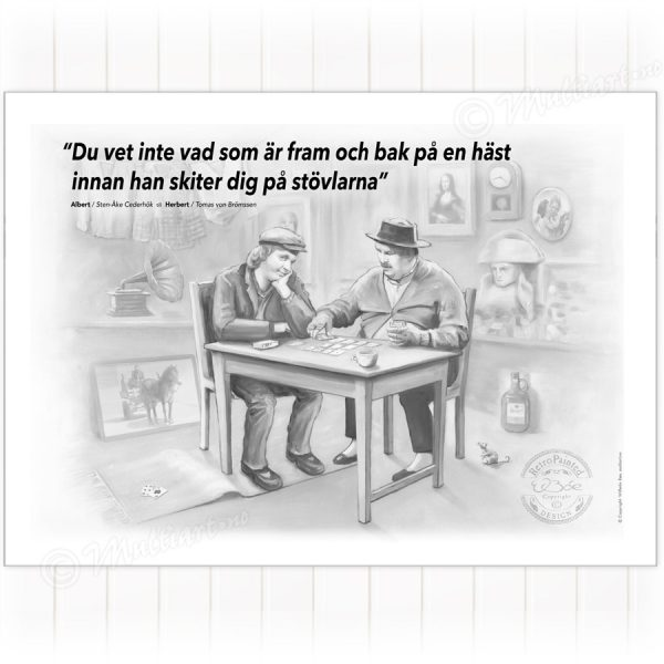 Poster: Albert & Herbert