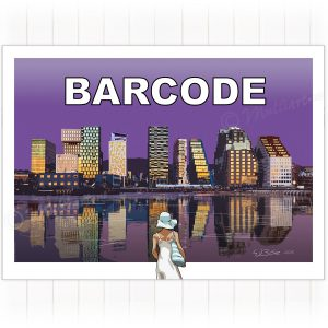 Plakat, Barcode i Oslo
