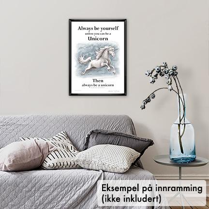 Poster, Unicorn